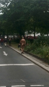 Perfectly normal day in Berlin, right?