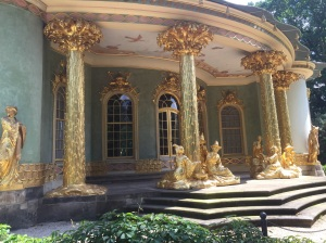 The chinoiserie in Potsdam Park. That's what I call a folly