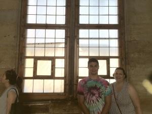 The defenestration of Bohemia window