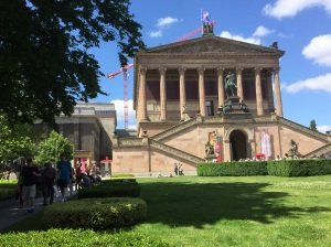 Kultur is to be found on museum island